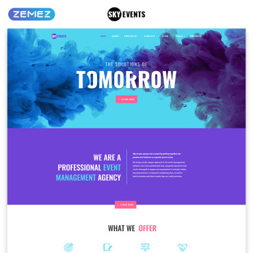 Website Template № 75860