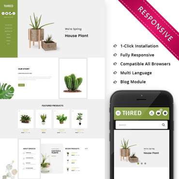 Website Template № 75867