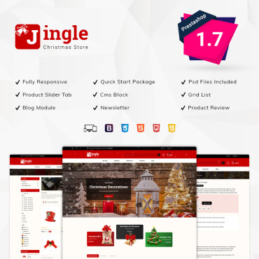 Website Template № 75981
