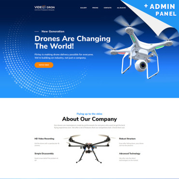 Website Template № 76013