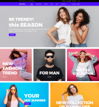 Šablona pro Shopify #76138