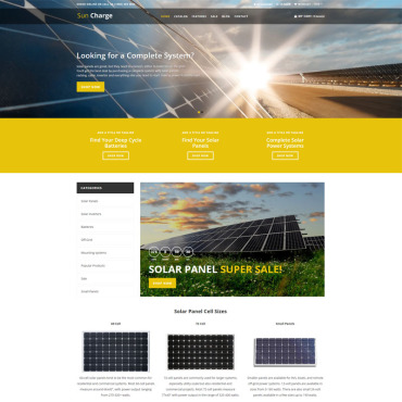 Website Template № 76187