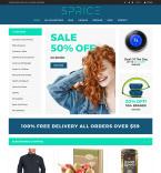 Šablona pro Shopify #76200