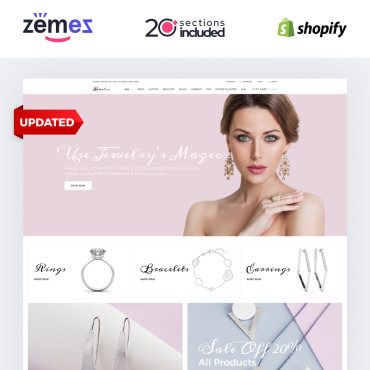 Website Template № 76258