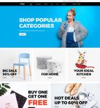 Šablona pro Shopify #76274