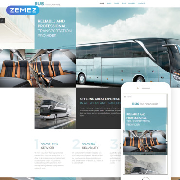 Template Transport Joomla #76280