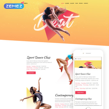 Website Template № 76284