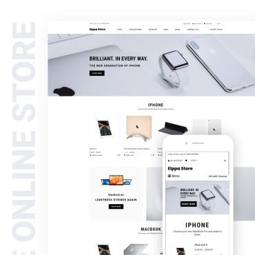 Template Electronice Shopify #76286