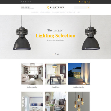 Website Template № 76322