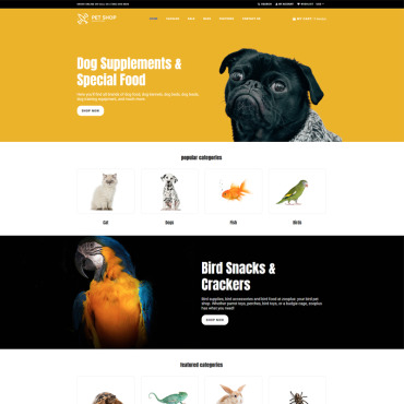 Website Template № 76328