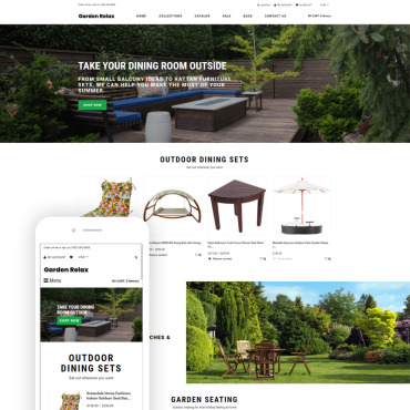 Template Shopify #76330