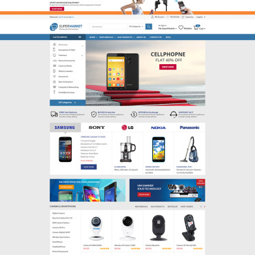Template Software WooCommerce #76531