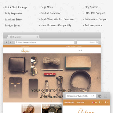 Website Template № 76639
