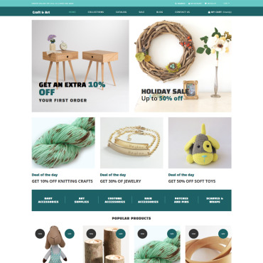 Website Template № 76656