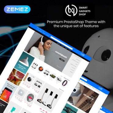 Template Electronice PrestaShop #76730