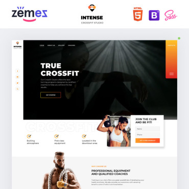 Website Template № 76799