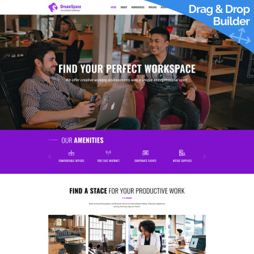 Website Template № 76812