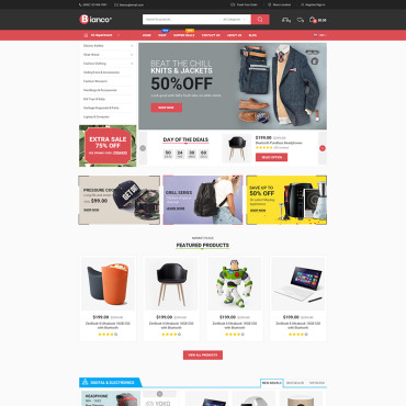 Template Software WooCommerce #76823
