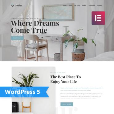 Template Imobiliare WordPress #76877
