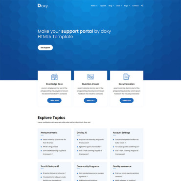 Website Template № 76938