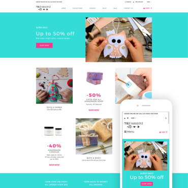 Website Template № 76939