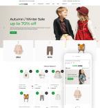 Šablona pro Shopify #76991