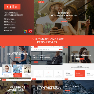 Website Template № 77062