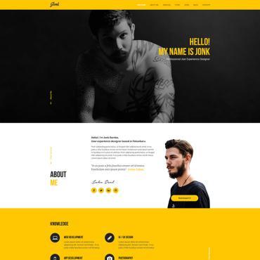 Template Web Design PSD #77072