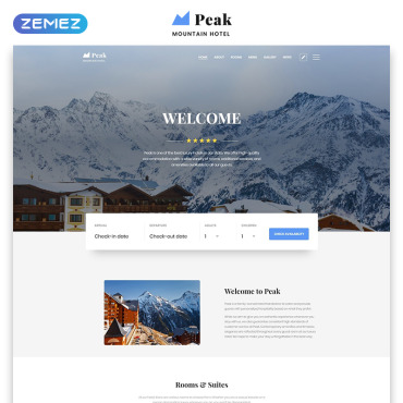 Website Template № 77088