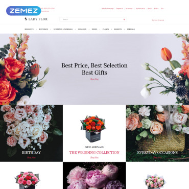 Website Template № 77227