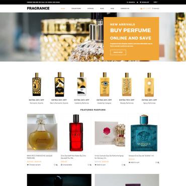 Template Frumusețe Shopify #77235