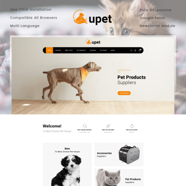 Website Template № 77237