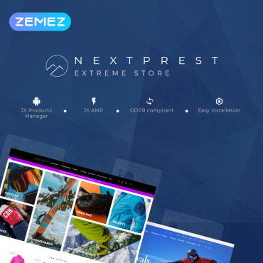 Website Template № 77330