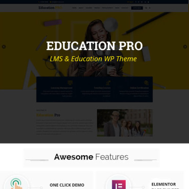 Website Template № 77372