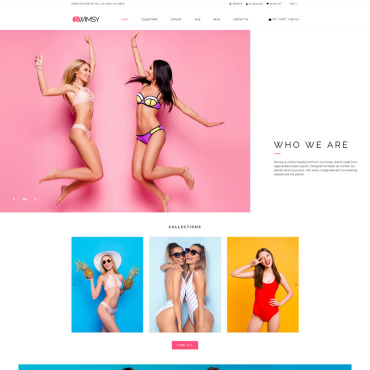 Website Template № 77385
