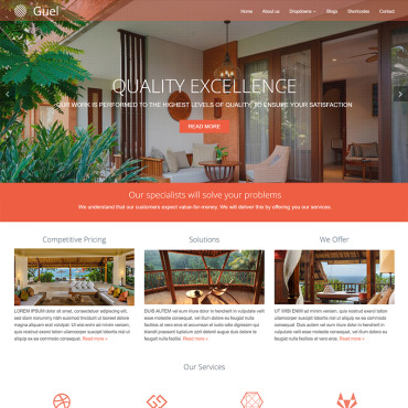 Website Template № 77413