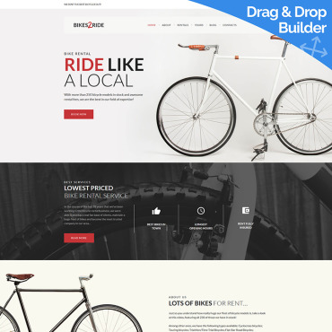Website Template № 77536