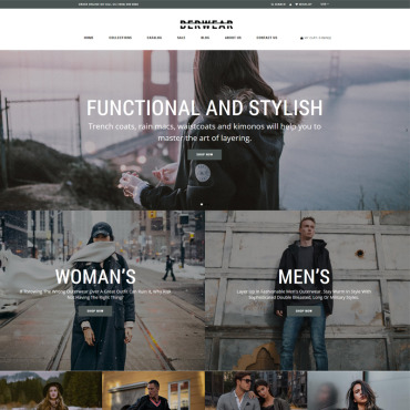 Website Template № 77541