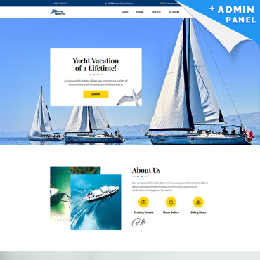 Website Template № 77562