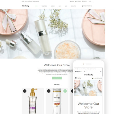 Website Template № 77630