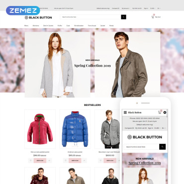 Website Template № 77648