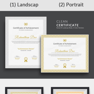 Template  Diplome si certificate #77726
