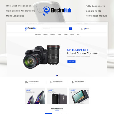 Website Template № 77780