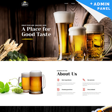Website Template № 77804