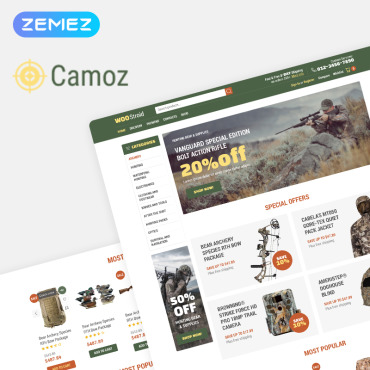 Template WooCommerce #77840