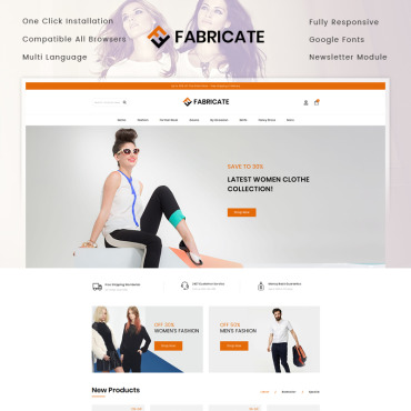 Website Template № 77861