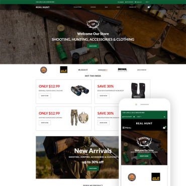 Website Template № 77864