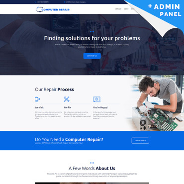 Website Template № 77906
