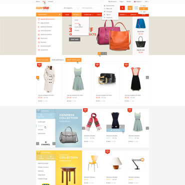 Template WooCommerce #77910