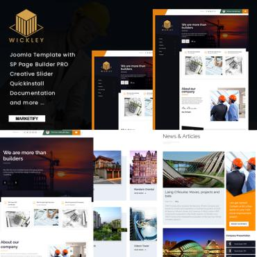 Website Template № 78037